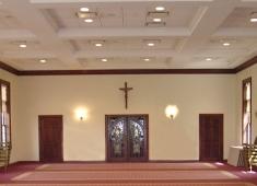 Jesuit Retreat House: Bellarmine Hall